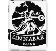 Cinnabar Island Pokemon Gym Anime Inspired iPad Case/Skin