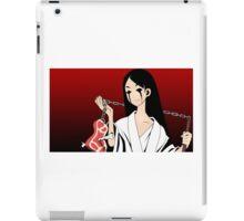 Sayounara Zetsubou Sensei iPad Case/Skin