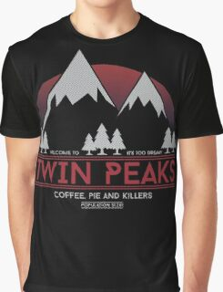 Twin Peaks Graphic T-Shirt
