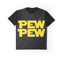 Pew pew! Graphic T-Shirt