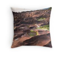 Corrie rocks Throw Pillow