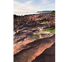 Corrie rocks Photographic Print