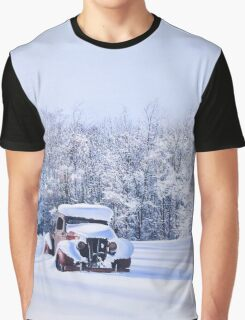 Betsey in the Snow Graphic T-Shirt