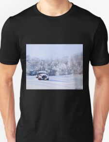 Betsey in the Snow Unisex T-Shirt