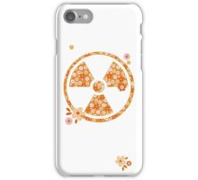 Sweet radiation iPhone Case/Skin