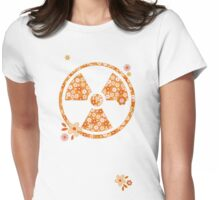 Sweet radiation Womens Fitted T-Shirt