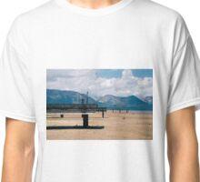 Docks on Dry Lake Tahoe Classic T-Shirt