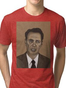 Steve Buscemi Tri-blend T-Shirt