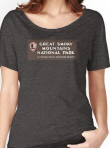 Great Smoky Mountains National Park, NC & TN, USA Women's Relaxed Fit T-Shirt