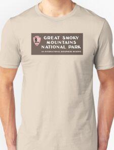 Great Smoky Mountains National Park, NC & TN, USA Unisex T-Shirt