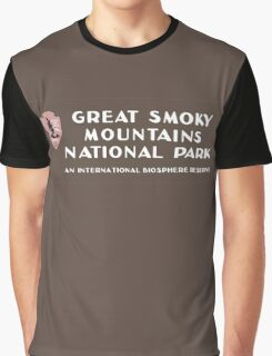 Great Smoky Mountains National Park, NC & TN, USA Graphic T-Shirt