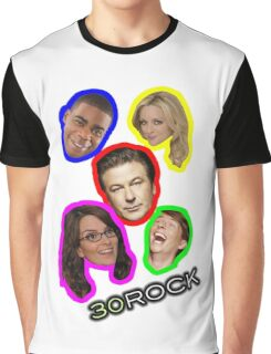 30 Rock Graphic T-Shirt
