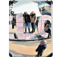 Adults Are Weird iPad Case/Skin