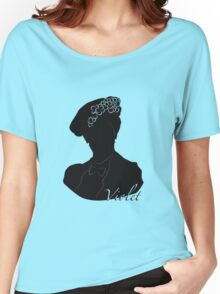 Downton Abbey, Violet Women's Relaxed Fit T-Shirt