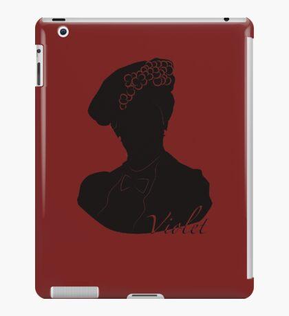 Downton Abbey, Violet iPad Case/Skin