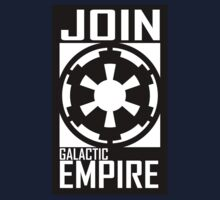 Join GALACTIC EMPIRE One Piece - Short Sleeve