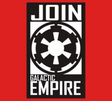 Join GALACTIC EMPIRE Baby Tee