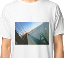 Golden Gate Bridge Shadow on the Water Classic T-Shirt