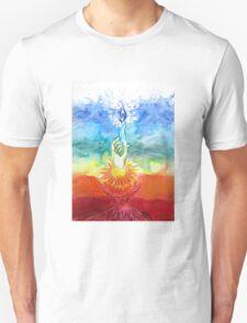 Hold On Chakra Doodle T-Shirt
