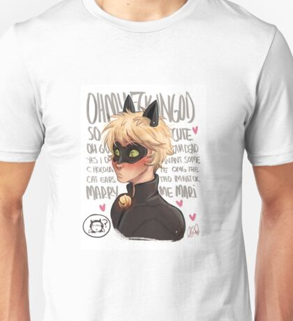 Marry Me Mari Unisex T-Shirt