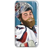 Braden Holtby iPhone Case/Skin