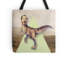 Bill Murray TRex Tote Bag