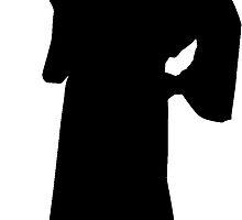 Star Wars Princess Leia Black by fn2187