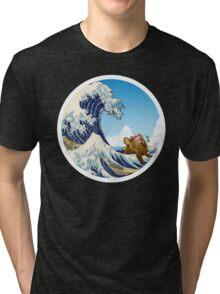 Kame House - Dragon Ball Tri-blend T-Shirt