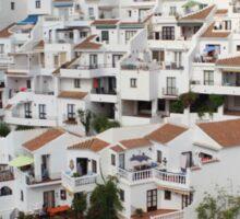 Spanish apartments Sticker
