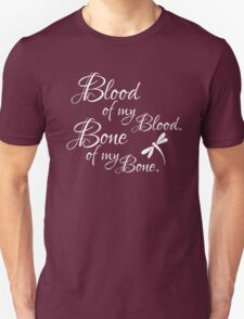 Blood and Bone 2 Unisex T-Shirt