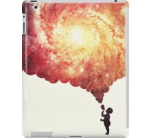 The universe in a soap-bubble! iPad Case/Skin