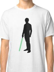 Star Wars Luke Skywalker Black Classic T-Shirt