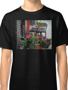 Sidewalk Cafe Classic T-Shirt