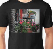 Sidewalk Cafe Unisex T-Shirt