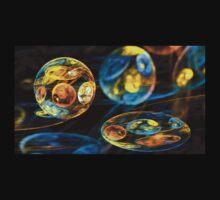 Interplanetary Disks One Piece - Short Sleeve