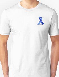 HUG Ribbon Unisex T-Shirt