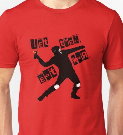 Let Them Eat War Unisex T-Shirt