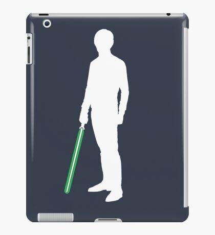 Star Wars Luke Skywalker White iPad Case/Skin
