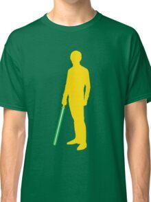 Star Wars Luke Skywalker Yellow Classic T-Shirt