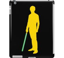 Star Wars Luke Skywalker Yellow iPad Case/Skin