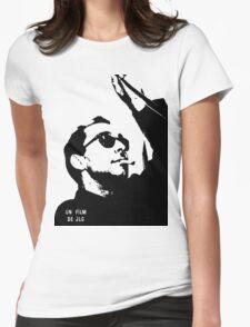 Jean Luc Godard - ONE:Print Womens Fitted T-Shirt