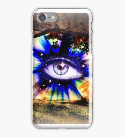 Portal to an Alternate Universe iPhone Case/Skin