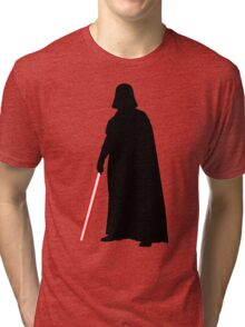 Star Wars Darth Vader Black Tri-blend T-Shirt