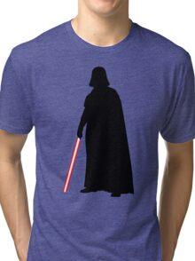Star Wars Darth Vader Black Tri-blend T-Shirt