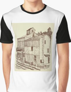 Old Main Bag Depot Graphic T-Shirt