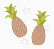 Pineapple pattern Kids Clothes