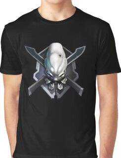 Halo Legendary Difficulty Logo Graphic T-Shirt