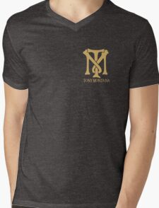 Tony Montana Logo  Mens V-Neck T-Shirt