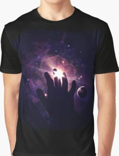 Touch the Universe Graphic T-Shirt