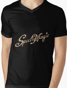 SpectroMagic (Multicolor) Mens V-Neck T-Shirt